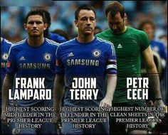 Football is a great new sport to try. People at any age and skill level can enjoy football. Chelsea Soccer, Club Chelsea, Chelsea Fans, Soccer Players, Football Soccer, Chelsea Champions, Chelsea Fc Wallpaper, John Terry, Ipswich Town