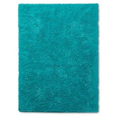 $90 at Target. Add a retro touch to any room with the Room Essentials Plush Shag Rug. This durable machine-tufted rug is made of 100% Olefin with a latex backing to prevent slipping. The medium pile is a dream to walk on, and it's machine washable, making this rug a fun and practical accent piece.