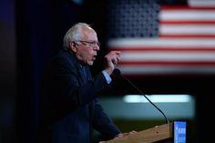 Bernie Sanders Calls for Sweeping Climate Change Agenda