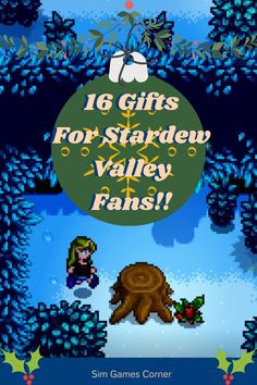 Do you know someone who loves Stardew Valley? These 16 Stardew Valley Gifts are bound to make your Stardew Valley fan happy! Read this post to get inspired on what to give the Stardew Valley fan in your life!  #gaming #stardewvalley Video Game Memes, Video Game Art, Stardew Valley Tips, Valley Game, Sims Games, First Game, Simulation Games, Piano Sheet Music, Gaming Memes