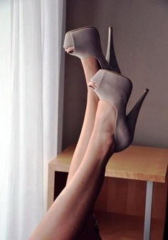 Sexy Dye fähigen Prom Schuhe