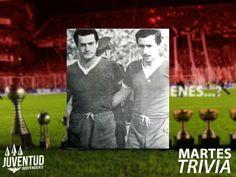 #MartesTRIVIA Con goles de Grillo (3), Osvaldo Cruz, Navarro y Cecconato, #Independiente golea a #Atlanta por 6 a 1