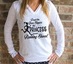 Forget the Glass Slippers This Princess Wears Running Shoes!  marathon training Motivation  Cute workout Clothes Disney