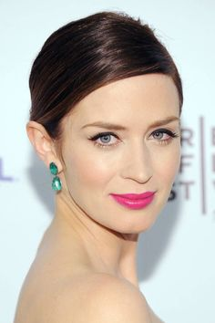 These stars have mastered the art of looking pretty in pink lipstick.