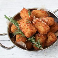 Mashed Potato Tater Tots
