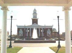 Lee County courthouse  Opelika, Alabama