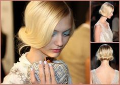 A 1930s Romantic Nape Hairdo | 27 Gorgeously Dreamy Vintage-Inspired Hair Tutorials