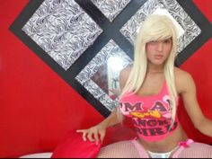 hot blond shemale from http://www.365shemalewebcams.com