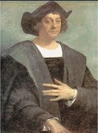 """Christopher Columbus (Cristoforo Colombo) explorer for Spain. Born in Genua. In Italian language """"Cristoforo Colombo"""". Sailed in 1492 and discovered the """"New World"""" of the Americas Columbus Day, 1492 Columbus, Christopher Columbus Biography, Christoffel Columbus, Christoph Kolumbus, Indigenous Peoples Day, Age Of Discovery, Ancient History, History"""