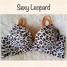 """NWT Push-up Bra 32A/B Very nice fit bra enhancer other push-up bra looks so fake but this one fits perfect - that's all I say & I'm confident in selling them. Handwash Only to maintain the shape.  NOT """" VS Brand """" but for the cute & sexy bras like these? It's great to own one  MY PRICE IS FIRM Victoria's Secret Intimates & Sleepwear Bras"""
