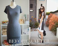 DIY: agrandar un vestido que se ha quedado pequeño