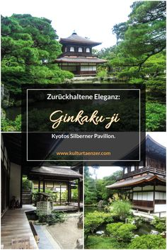 Der Ginkaku-ji steht seinem Vorgänger, dem Kinkaku-ji, in nichts nach. Warum der Silberne Pavillon jedoch so genannt wird, obwohl ihm gar kein Silber anhaftet, verrate ich dir hier.