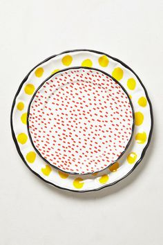 Dot Pop Dinner Plate ($12.00) - Svpply