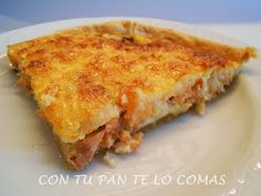 Con tu pan te lo comas: QUICHE DE SALMÓN AHUMADO