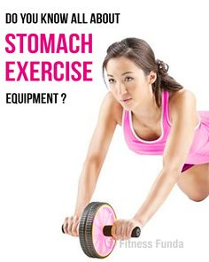 Do you know all about Stomach exercise equipment ? #ab_workouts