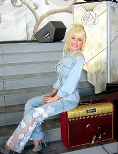 Image result for dolly parton normal dress