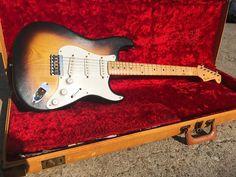 Stratocaster Guitar, Vintage Guitars, Guitar Amp, Electric Guitars, Musical Instruments, Mexico, Japan, Amazing, Guitars
