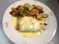 Dinner at Friendlys