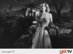 """Rita Hayworth in """"An affair in Trinidad""""  """"When nightclub performer Chris Emery (Rita Hayworth) discovers that her husband has been murdered, she resolves to help the police find his killer. Soon she is caught between two men -- her late husband's friend Max Fabian (Alexander Scourby) and her brother-in-law, Steve (Glenn Ford), who begins his own investigation into his sibling's death. As evidence begins to point to Max as the killer, Chris finds herself in an increasingly dangerous…"""
