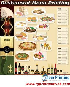 Restaurant Royal Food Menu Cover Vector Menu Pinterest Food - Delivery menu template