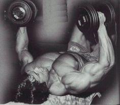 Arnold Schwarzenegger Bodybuilding Workout Routine