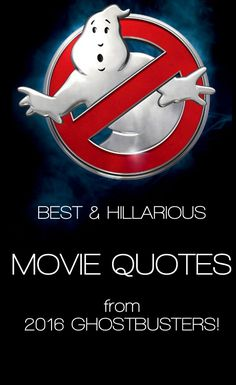 Ghostbusters 2016 Quotes