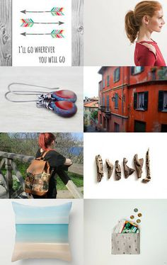 I'll Go Wherever You Will Go  by Robin on Etsy--Pinned with TreasuryPin.com