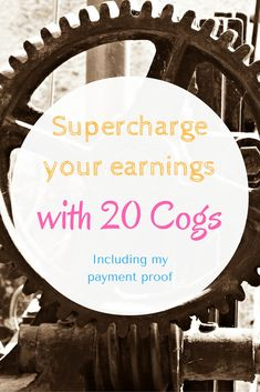 I finally completed all of the offers at 20 Cogs and walked away with £212 - paid into my bank the following morning. Click through to read more or re-pin it for later.
