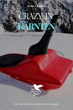 Wintersport in Kärnten: Eislaufen, Skifahren und Rodeln sind dir zu langweilig?  Du liebst das Abenteuer und bist für jeden Spaß zu haben? Dann wirst du unsere verrückten Veranstaltungsempfehlungen lieben! #kärnten #wintersport #wintersportinkärnten #skispringen #fassdaubenrennen #zipfelbob #urlaubinkärnten #urlaubinösterreich #ausflügeinkärnten #ausflügeinösterreich #freizeitspaß #ausflügemitkindern #highlightsinkärnten Need A Break, Greatest Adventure, Hunter Boots, Rubber Rain Boots, Finding Yourself, Ice Skating, Ski, Tent Camping, Adventure