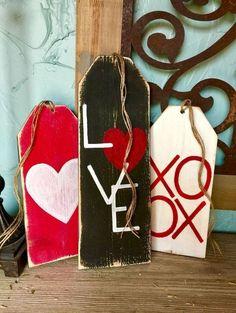 Woodworking For Kids Craft Rooms Wooden tags.Woodworking For Kids Craft Rooms Wooden tags. My Funny Valentine, Valentine Day Crafts, Happy Valentines Day, Holiday Crafts, Valentine Party, Valentine Ideas, Video Halloween, Valentines Decoration, Diy Valentine's Day Decorations