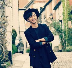 bang yongguk - (Where Are You? What Are You Doing?) Literally one of my favorite pictures of Yongguk EVAHH!!!