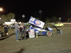 All good things come to those that wait ... even to World of Outlaws champions. ~ Skirts and Scuffs #WoO #WoOSTP