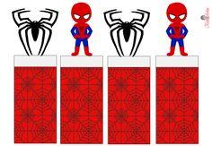 Oh My Fiesta! for Geeks Spiderman Chibi, Spiderman Theme, Hulk Spiderman, Hulk Marvel, Avengers, Spiderman Original, Big Hero 6, Oh My Fiesta, Hello Kitty