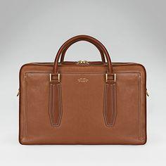 24 Hour Travel Bag - - Smythson