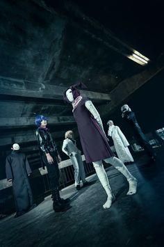 Aogiri tree Tokyo Ghoul cosplay