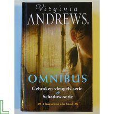 Gebroken vleugels en Schaduw serie Virginia Andrews
