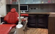 mobile dental cabinetry