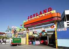 Joyland, Great Yarmouth. Happy memories from childhood.
