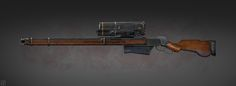 ArtStation - weapon_concept__11, Pavel Proskurin