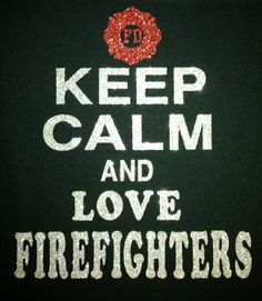Bling ❤ firefighters pretty cool