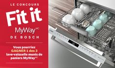 just entered the Fit it MyWay™ Bosch Contest! Canadian Contests, Home Reno, Bosch, Home Improvement, Home Appliances, Kitchen Reno, Kitchen Ideas, Online Blog, Reno Ideas