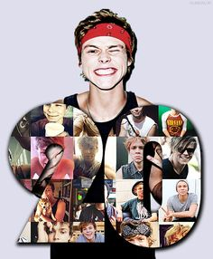 HAPPY BIRTHDAY TO THE MOST IMPORTANT BOY IN DA WORLD!! ASHTON IRWIN!!!! AHHHH YOU'RE NOT A TEENAGER ANYMORE! **VIOLENT SOBS** DON'T TOUCH ME!