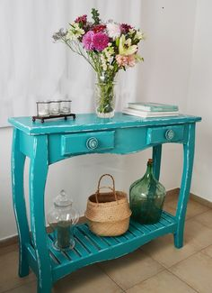 Mesa de arrime a puro color: Vero Palazzo - Home Deco
