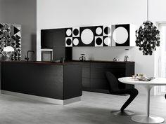 Zwart Keuken Kvik : Beste afbeeldingen van kvik decorating kitchen interior