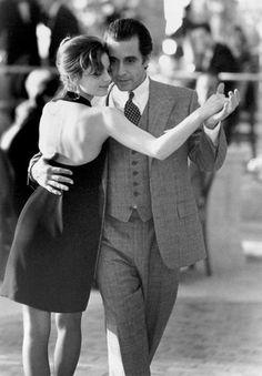 Scent of a woman Esencia de Mujer Martin Brest (1992) Al Pacino & Gabrielle Anwar