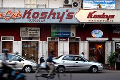 Koshy's has been around since the and they have not changed their look/food etc. Love this hangout, brings back great memories of bangalore through the ages.