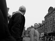 Edinburgh notes, Lorenzo Piovanelli. Hip shooting with a MotoG4 Plus.
