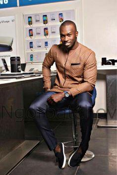 Wardrobe Collection: Latest Senator Styles For Men African Wear Styles For Men, African Dresses Men, African Clothing For Men, African Shirts, African Attire For Men, African Clothes, Nigerian Men Fashion, African Men Fashion, Costume Africain