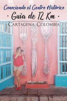 20 Lugares Para Visitar y Cosas Que Hacer en Cartagena, Colombia Travel Goals, Travel Tips, Colombia Travel, Koh Tao, Popular, American, Tourist Map, Maps, Guatape