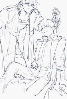 #OmniscientReader'sViewpoint #OmniscientReader #ORV #ORVFanArt Body Reference Drawing, Drawing Reference Poses, Hand Reference, Drawing Tips, Drawing Base, Figure Drawing, Art Anime, Anime Drawings Sketches, Art Poses